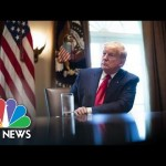 See: Trump Receives Rundown on Hurricane Preparedness|NBC Information