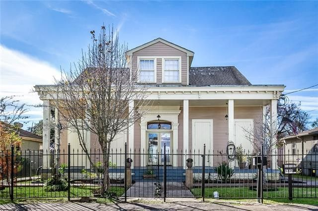 New Orleans, LA estate exterior