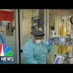 Coronavirus First Responders In New Hot Destinations Facing Hospitals At The Limit|NBC Nightly Information