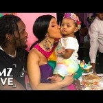 Offset Wants Little Girl to Have His Last Name|TMZ Live