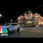 Melbourne Arises From COVID-19 Curfew With Warning Of Worse To Come|NBC News NOW
