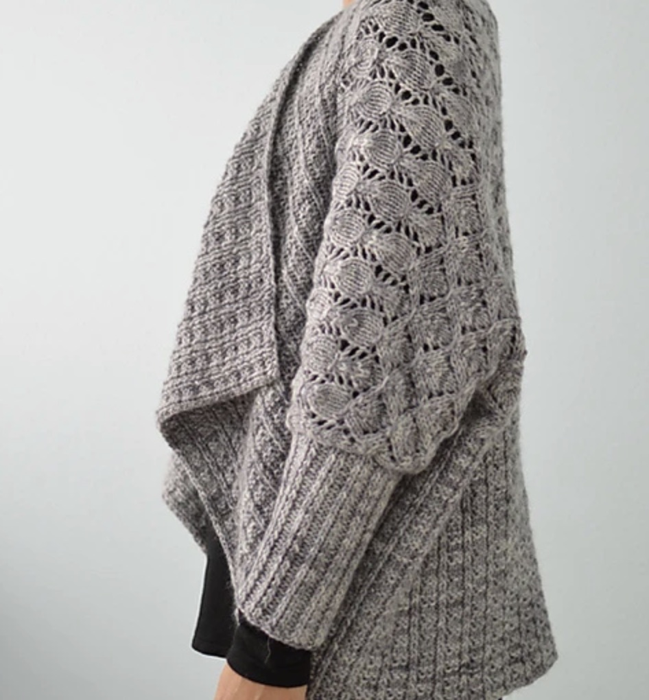 Two Way Wrap Cardigan